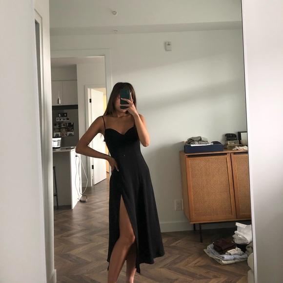 Aritzia Wilfred providence dress
